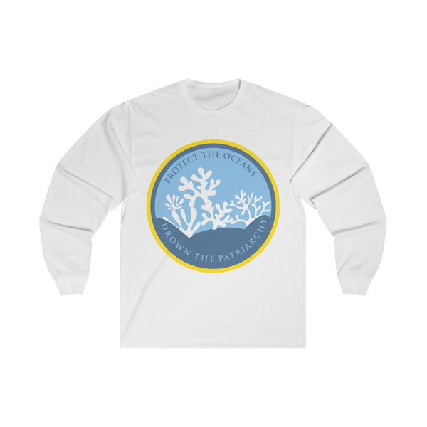 Protect The Oceans - Long Sleeve Tee