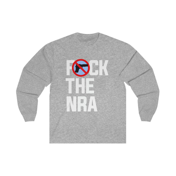 F*** the NRA - Long Sleeve Tee