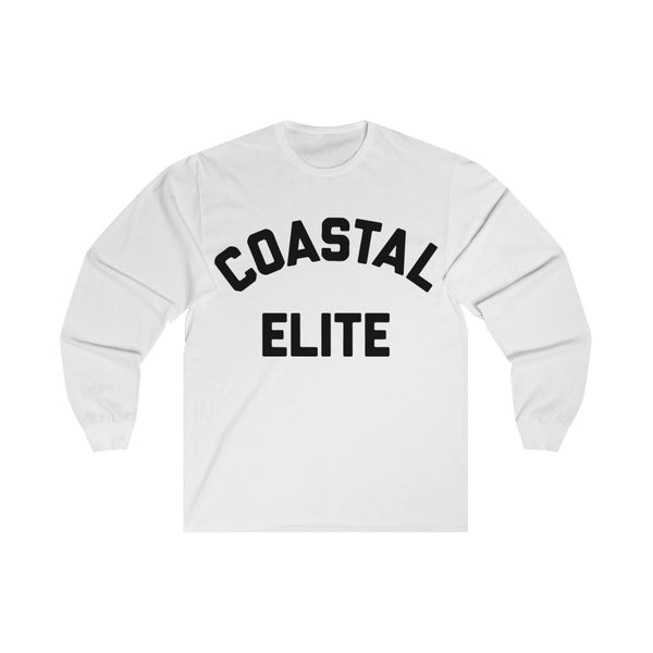 COASTAL ELITE - Long Sleeve Tee