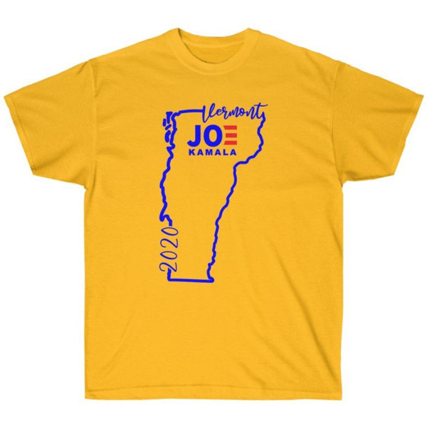 Joe & Kamala Win Vermont - Shirt from Balance of Power