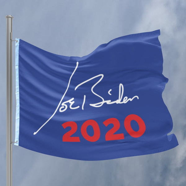 Joe Biden 2020 Signature Collection Flag