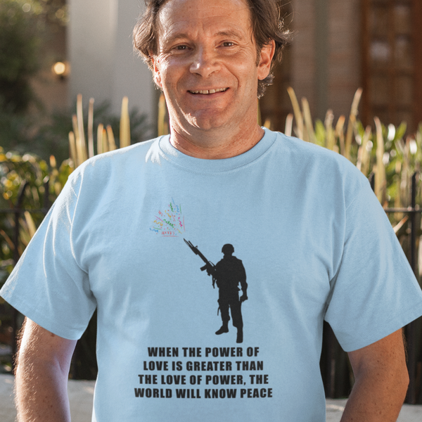 When The Power Of Love Is - Shirt