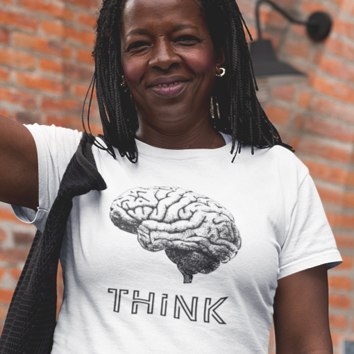 Think Brain - Shirt