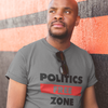 Politics Free Zone - Shirt