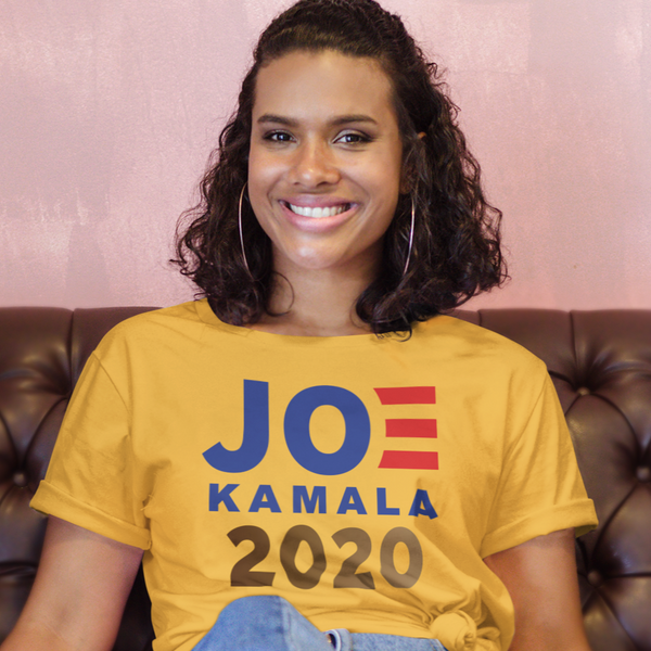 Joe & Kamala People of Color 2020 Shirt - Balance of Power