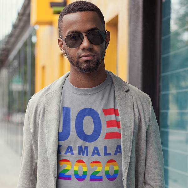 Joe & Kamala 2020 LGBTQ+ Shirt