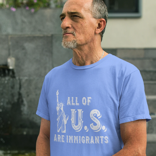 All of US Are Immigrants Shirt from Balance of Power