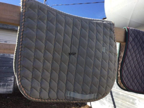 SADDLE PAD - Green