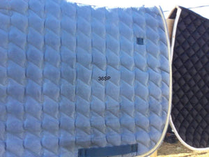 SADDLE PAD - DRESSAGE BLUE