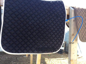 SADDLE PAD - DRESSAGE NAVY