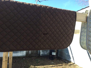 SADDLE PAD - ALL PURPOSE BLACK