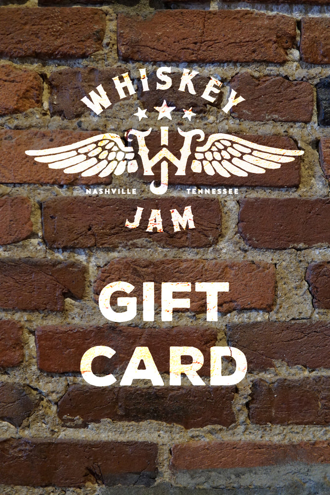 Whiskey Jam Gift Card