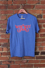 Twitty Twister Track Shirt Vintage Royal