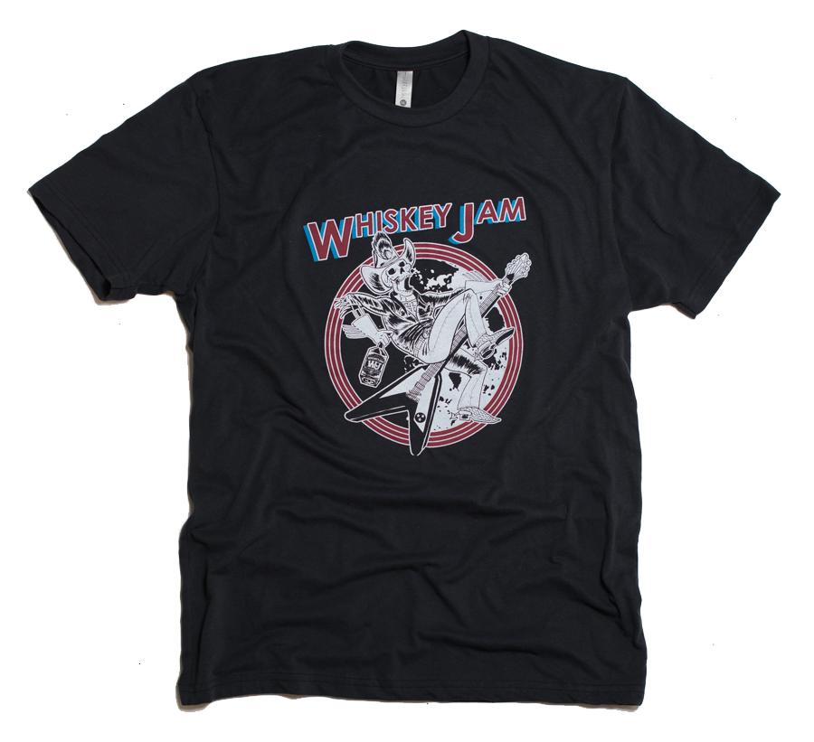 Boney LaRue & The Amazing Flying V Tee