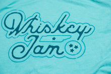 Whiskey Jam Sea Green