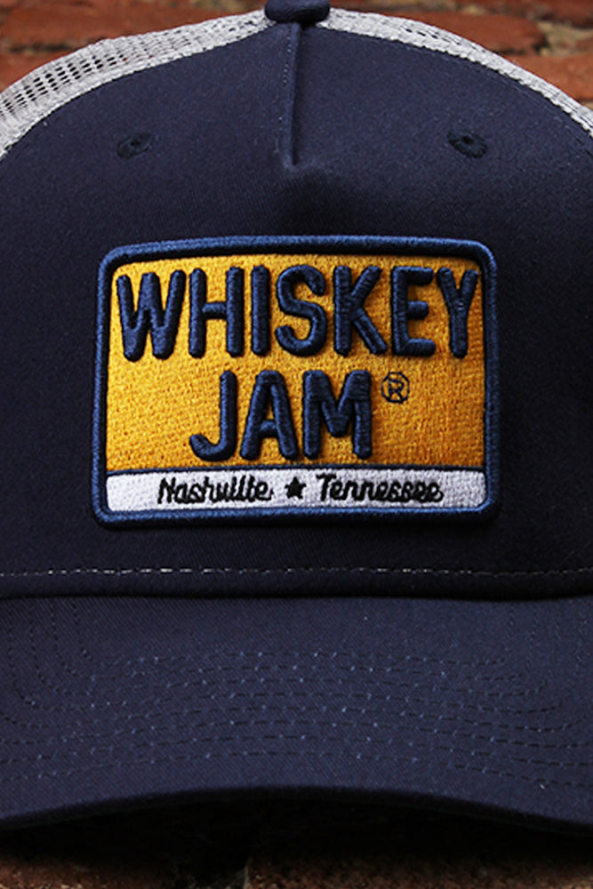 WJ Tractor - Hat Trick 1