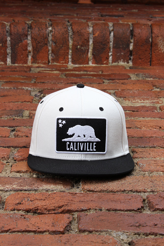Caliville White Hat