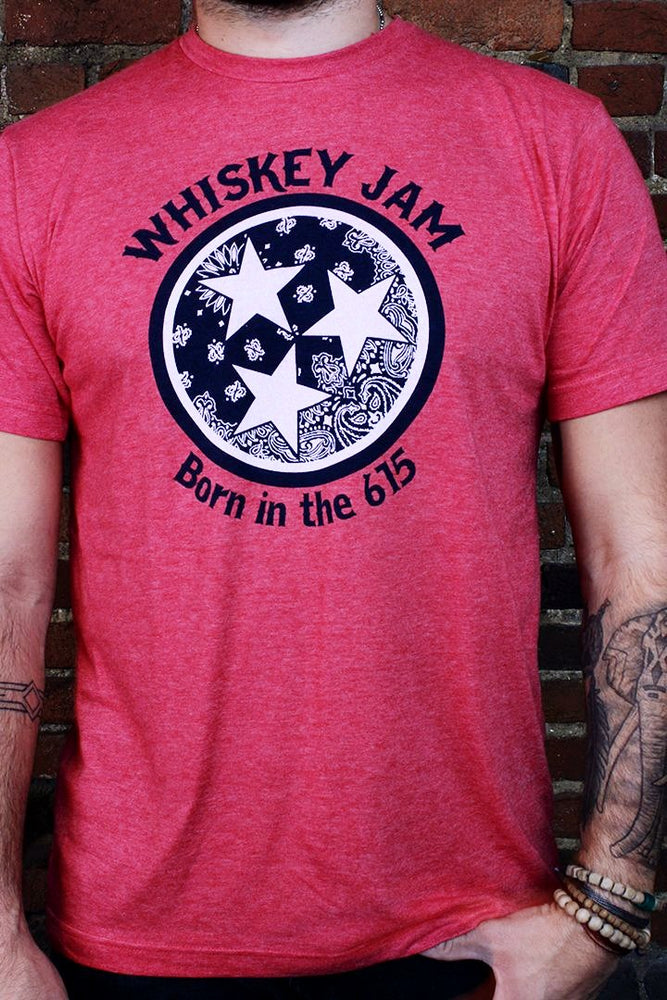 The Original Born In The 615 Tee