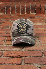 Born in the 615 Camo Trucker