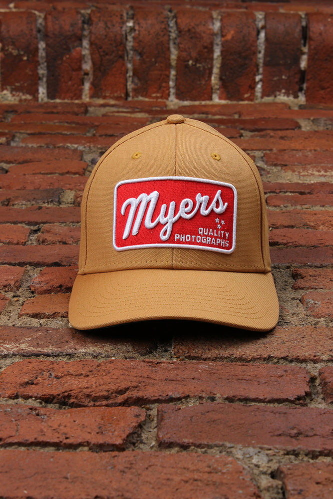 Myers Tan Hat