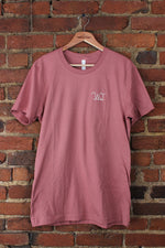 Mauve Brothers Amp Back Tee