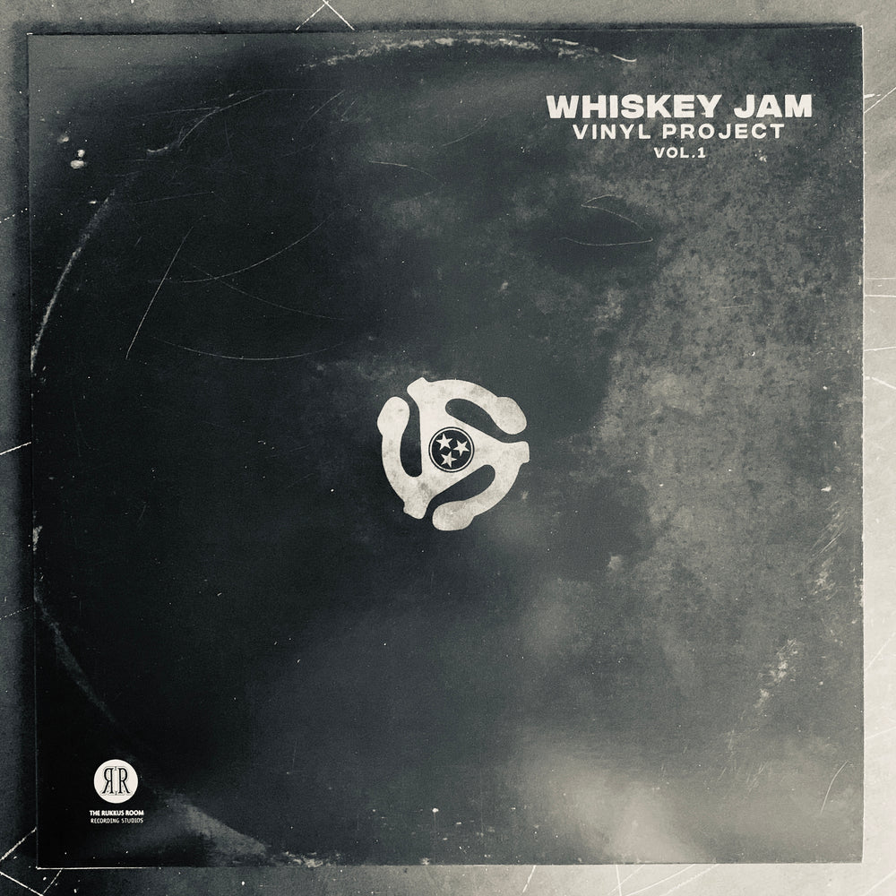 Whiskey Jam Vinyl Project - Vol. 1