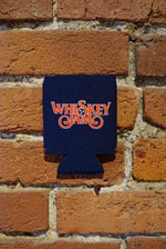 Koozie: Blue Twitty Twister