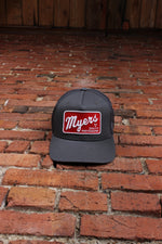 Myers Grey Trucker