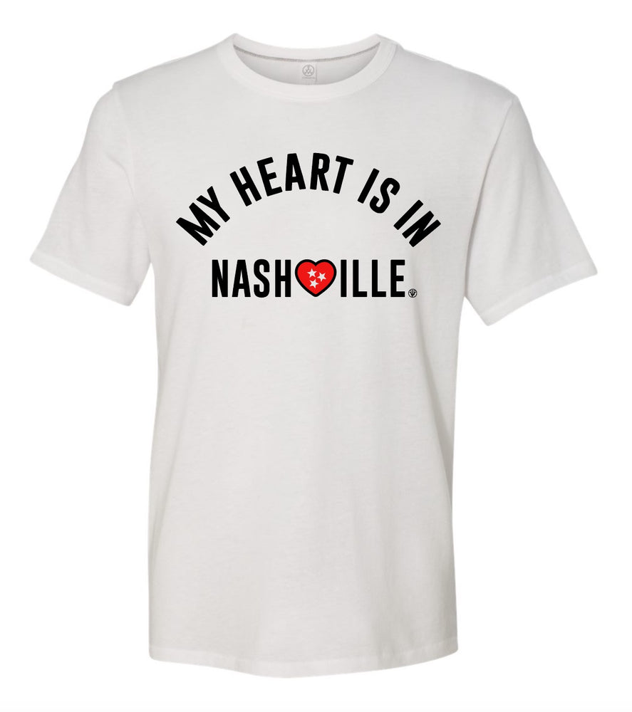 Nashville Love - White
