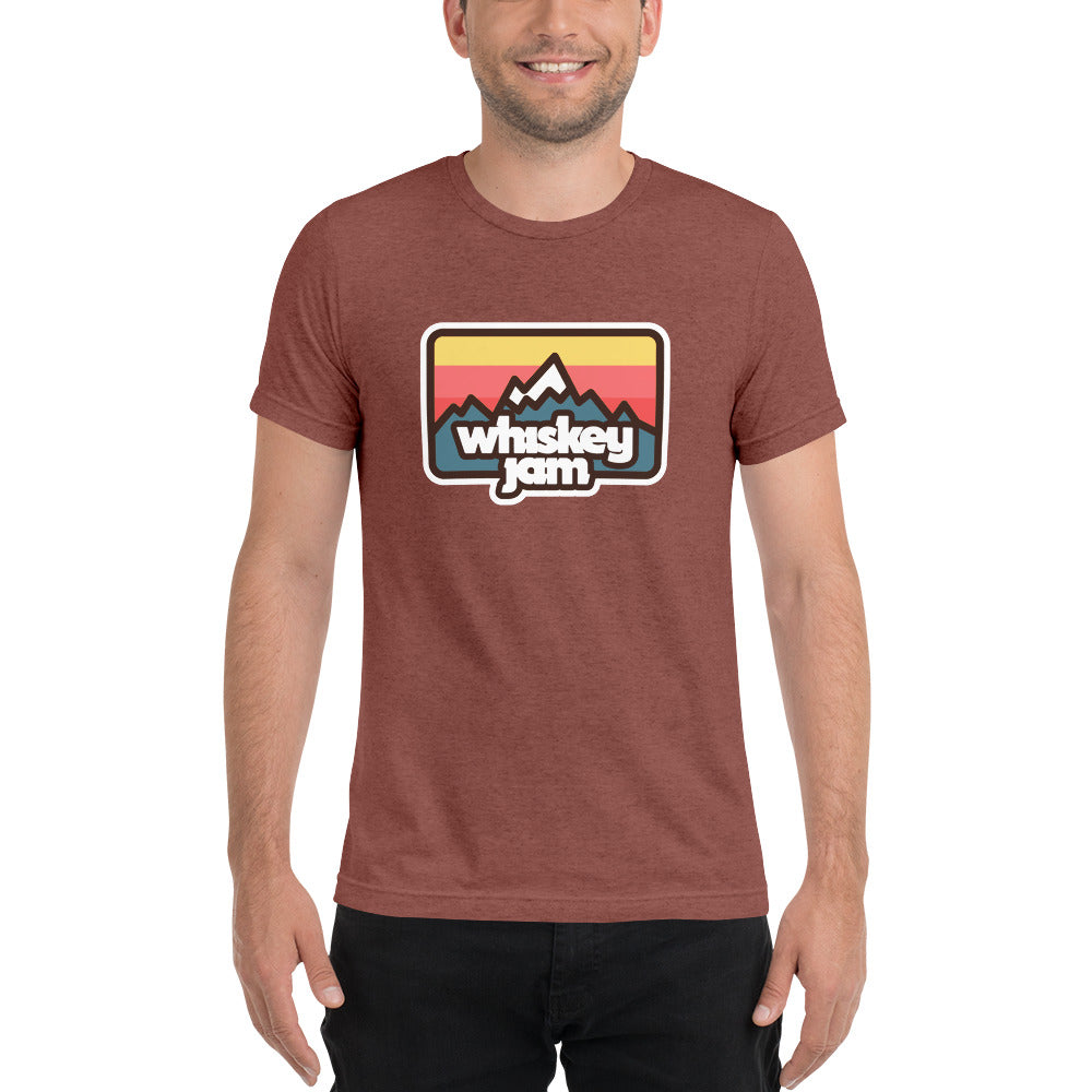 Mountain Man Sunrise Tri-Blend