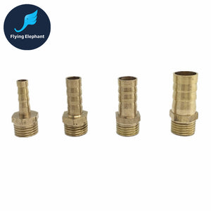 1 Piece 6mm 8mm 10mm 12mm G1/4 Brass water nipple splitter for Computer Water Cooling , pagoda joint water tube Connector - Hardware Sense