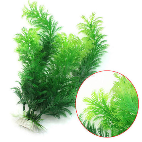 Design Hot Selling Green Artificial Plastic Plant