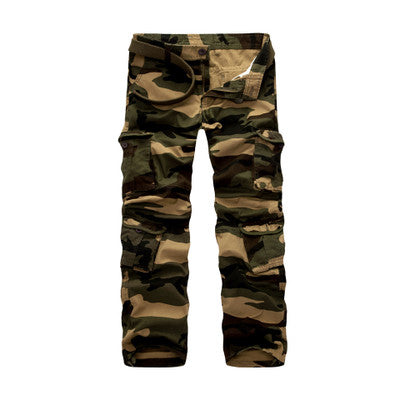 Fashion Military Cargo Pants for Men
