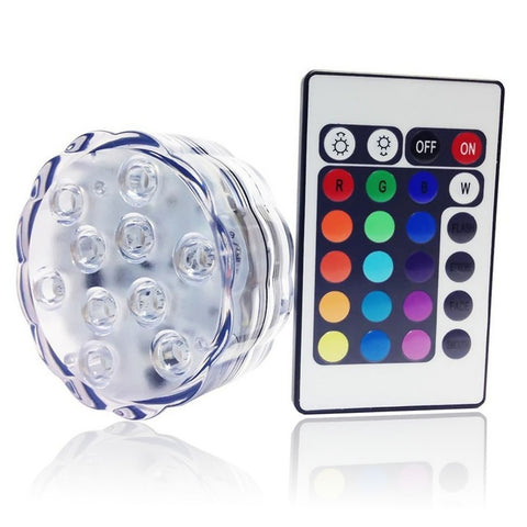 Submersible LED Light Lamp