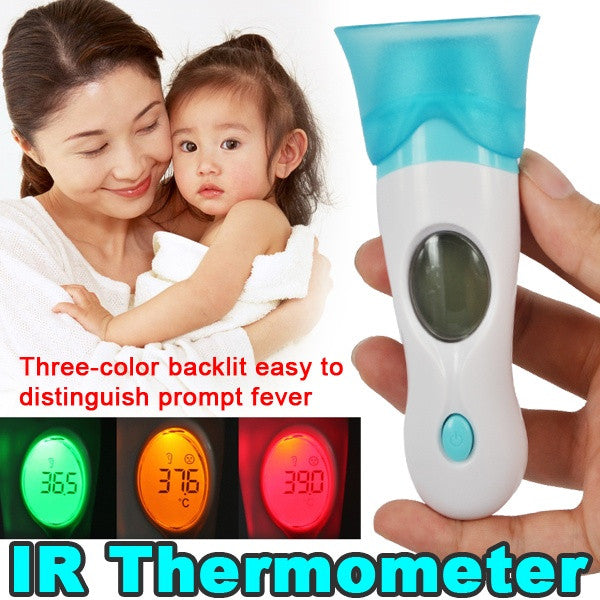 LCD Digital Infrared Ear Thermometer