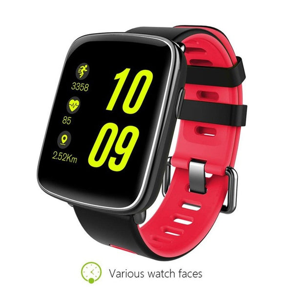 GV68 Smart Watch IP68 waterproof Bluetooth 4.0 in Swimming
