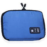 16*23*3cm Electronic Accessories Bag For Hard Drive Organizers