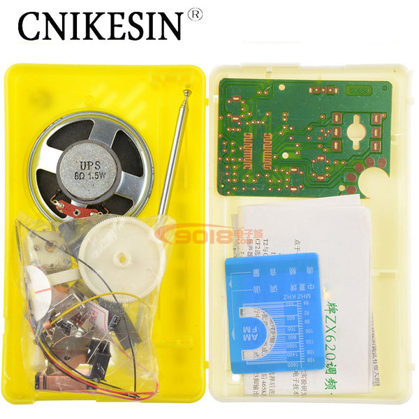 integrated circuit FM AM radio parts,DIY desktop electronic production suite, diy electronic suite