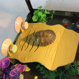 Turtle Aquarium Float Decoration Bask Platform