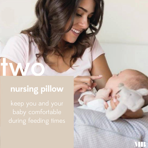 nursing pillow