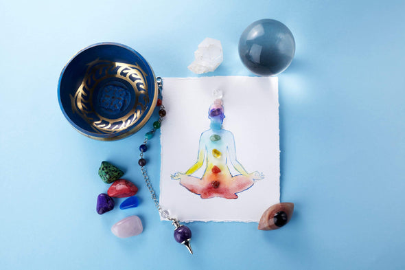 A Beginners Guide To Chakra Meditation
