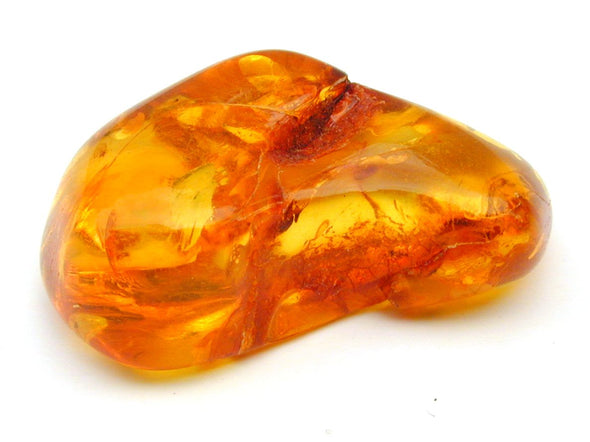Amber Healing Properties and History