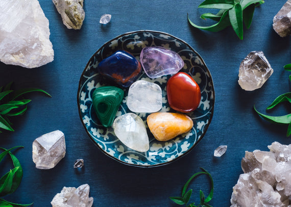 Chakra Stones: The Best Healing Crystals to Balance Your Energy