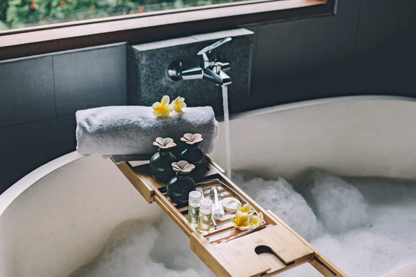 Crystal Bath Therapy: What are the Benefits & Which Crystals Should I Use?