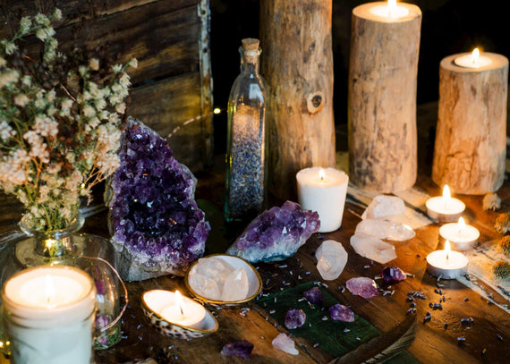 Crystal Rituals for New Year