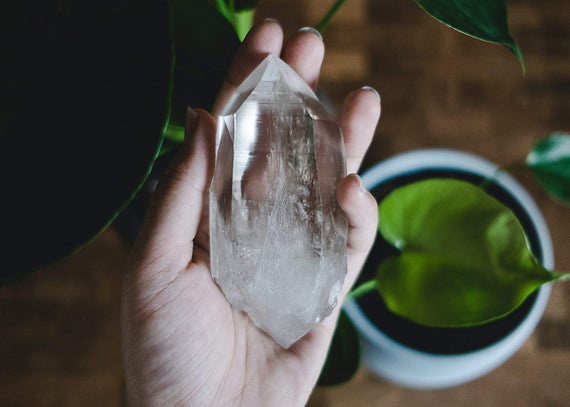 Top 5 Energizing Crystals to Revive Your Plants