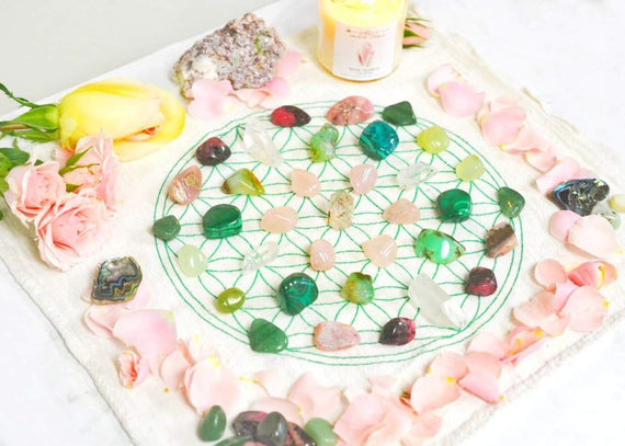 Everything You Need to Know About Crystal Grids