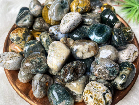 Your Guide to Ocean Jasper and its Healing Properties