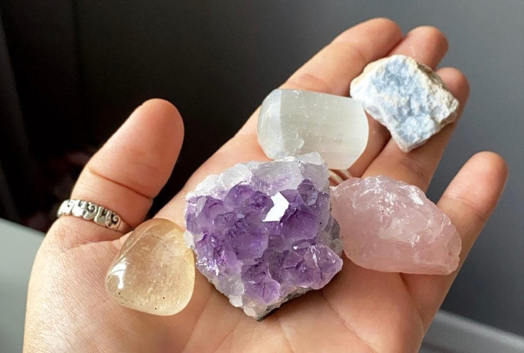 crystals for spells