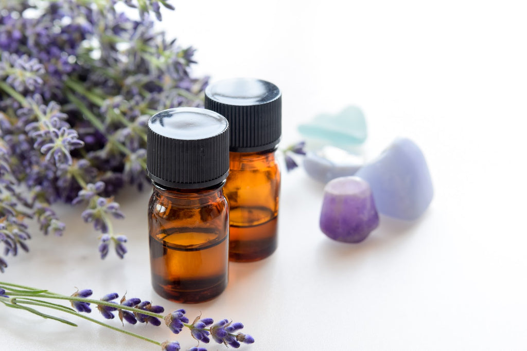 How to Balance Chakras: Lavender essential oils